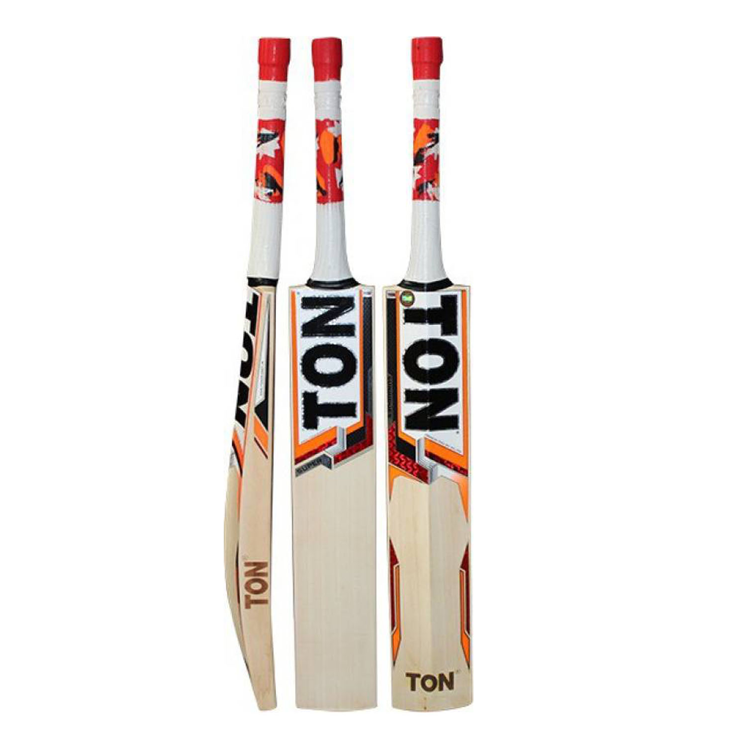 da9743bfbf1 SS TON SUPER English Willow Cricket Bat (Short Handle